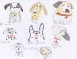 Fanmail Bonelake Dogs